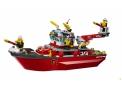 Лего, модель 7207, Пожарный катер