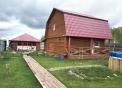 Дом 110 м2 на участке 11,5 соток за д. Брод (10 км от города)