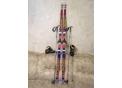 Комплект: лыжи 170 см, палки 125 см, ботики 36 размер